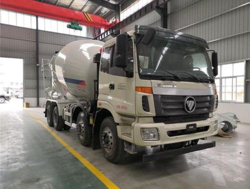 Camiones  De  Concreto Mixer  Foton