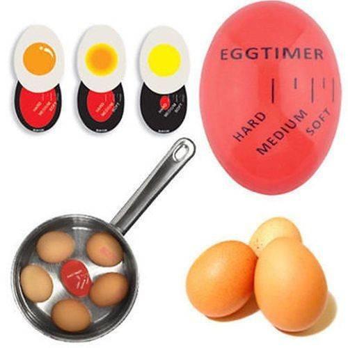 Egg Timer Temporizador Ovo Cozido No Ponto Pronta Entrega