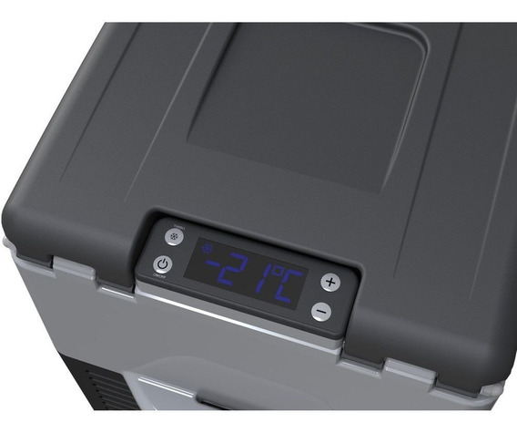 Geladeira Portátil 31l C/ Painel Digital Resfriar Quadrivolt