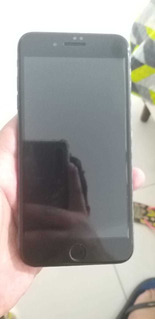 Celular iPhone 7 Plus 256gb Preto Semi-novo