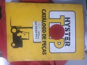 Catálogo Peças Empilhadeira Hyster Chalenger 60 70 80 90j