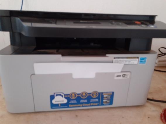 Vendo Impressora Samsung 2070 Pouco Temo De Uso