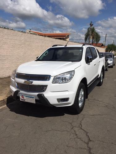 Chevrolet S10 2.4 Ltz Cab. Dupla 4x2 Flex 4p
