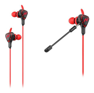 Auriculares In Ear Gamer Noga Stormer Eon Microfono Pc Ps4