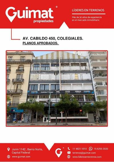 Edificios En Block Venta Belgrano