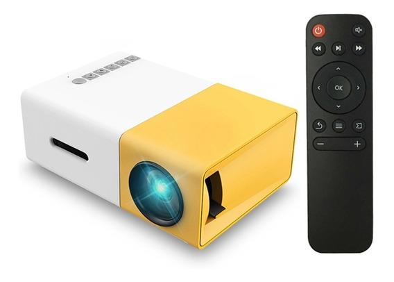 Mini Proyector Led Multimedia Hdmi Usb Micro Sd Av