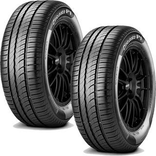 Paquete De 2 Llantas 175/70 R14 Pirelli Cinturato P1 84t