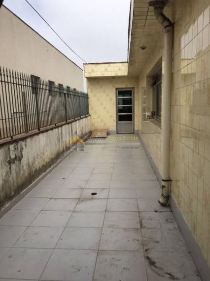 Casa Assobradada Para Locação No Bairro Vila Ré, 3 Dorm, 1 Suíte, 0 Vagas, 500 M - 2576