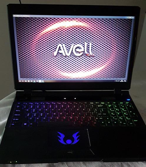 Notebook Gamer Avell G1540 Max Se - I7 16gb Gtx 970 6gb 15,6
