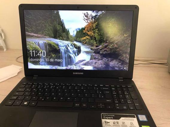 Notebook Samsung Expert I7