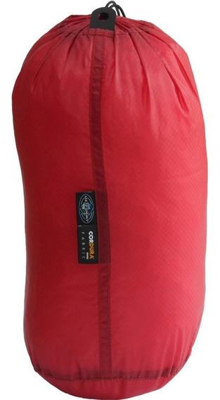 Bolsa Saco Ultra Sil Stuff Camping Xs/4l Rojo Sea To Summit