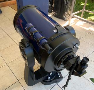 Telescopio Catadióptrico Meade Lx 200 12