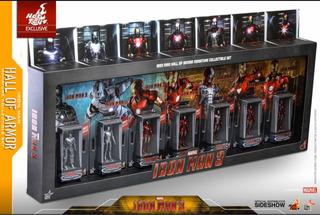 Hot Toys Iron Man Hall Of Armor Mini