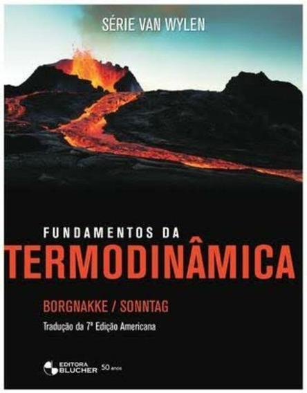 Solução Fundamentos De Termodinâmica- 7 Edição- Van Wylen