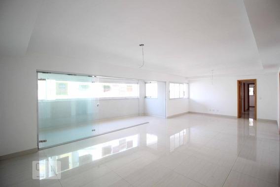 Apartamento Para Aluguel - Sion, 4 Quartos, 155 - 892946696