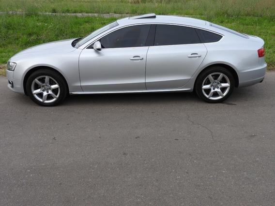 Oportunidad !!! Excelente Audi A5 Tsi Sporback Cuero Permuta