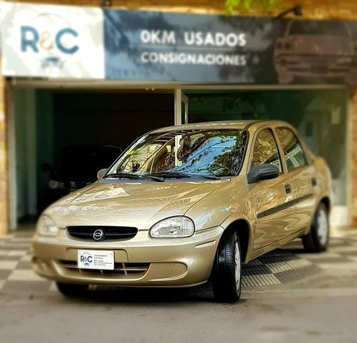 Chevrolet Corsa Classic Base 1.6l C/gnc '07 -muy Buen Estado