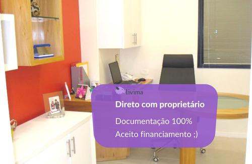 Imagem 1 de 21 de Sala Comercial À Venda Na Rua Do Ouvidor, Centro, Rio De Janeiro - Rj - Liv-15826