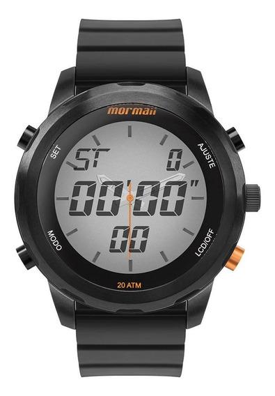 Relógio Mormaii Masculino Anadigi Mo2035kd/8p