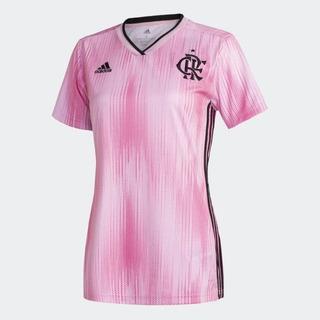 Nova Camisa Do Flamengo Original Outubro Rosa