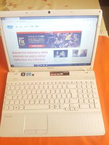 Notebook Sony Vaio Intel I5 2450m / Hd 320 Gb / 4gb Mem. Ddr