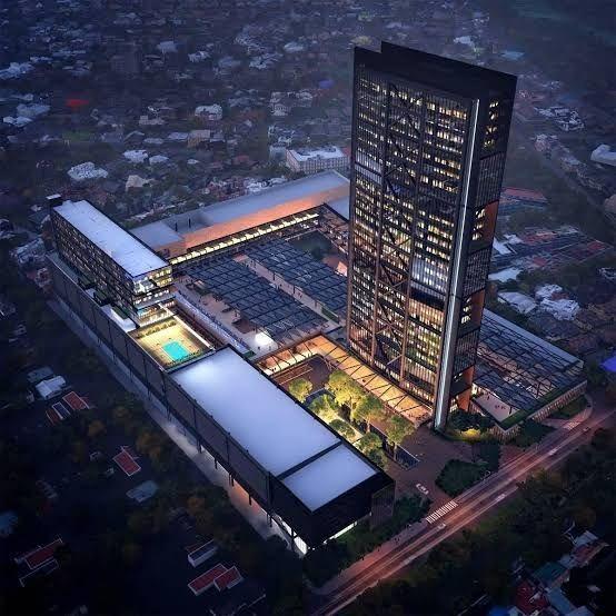 Renta De Oficinas Comerciales, Midtown Jalisco 500m2 , $495
