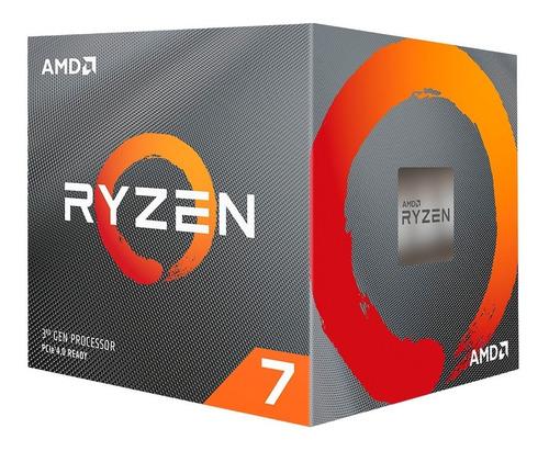 Micro Procesador Amd Ryzen 7 3800x 4.5 Ghz Am4 1