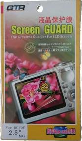 Película Protetora Tela 2.5 Transparente Para Camera