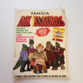 Pôster Família Dinossauros Curiosidades Da Série