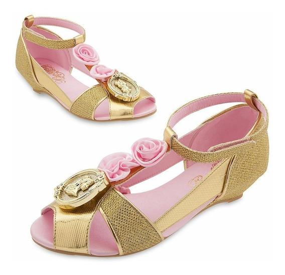 Sapato Princesa Bela Original Da Disney Ja Esta No Brasil