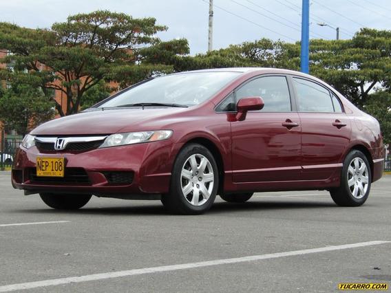 Honda Civic Lx Mt 1800cc Aa Ab Abs