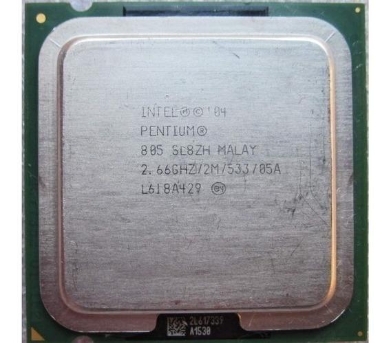 Processador Intel Pentium D 805 2.66 / 2mb
