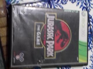 Jurassic Park - The Game Usado Xbox 360