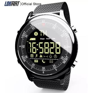 Relógio Digital Smartwatch À Prova Dwaterproof Água + Brinde