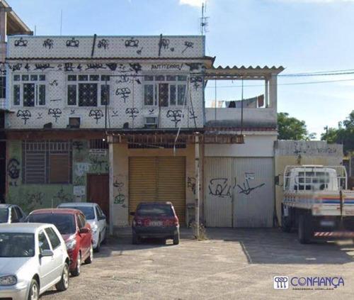 Imagem 1 de 3 de Loja Para Alugar, 160 M² Por R$ 5.000,00/mês - Campo Grande - Rio De Janeiro/rj - Lo0078