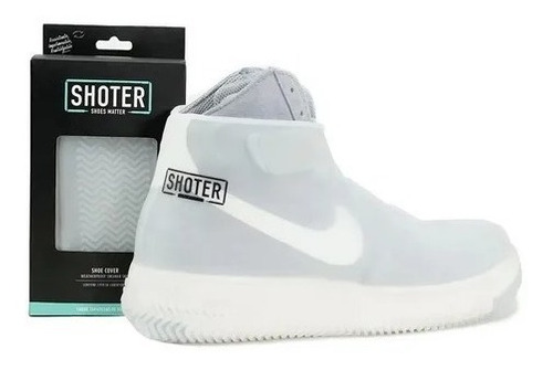 Imagen 1 de 1 de Shoter Shoe Covers - Protector De Silicona Para Calzado