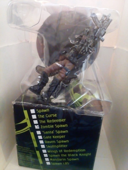 Figura Spawn Zombie De 3 Serie 1 Caja Original