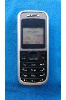 Celular Nokia 1208 Novo De Vitrine Bom Para Idoso
