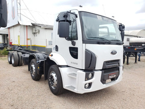 Ford Cargo 2429 Bitruck C/ 63000km