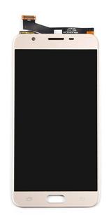 Tela Display Lcd Frontal J7 Prime Sm-g610 + Película + Cola