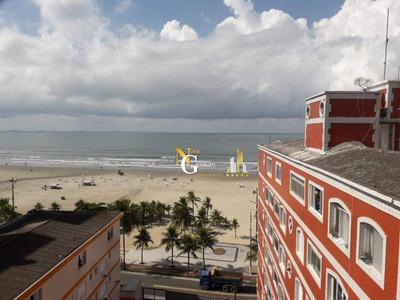 1 Dormitório A Meia Quadra Da Praia, Financiamento Direto Com Proprietário- Campo Da Aviação - Praia Grande/sp. Ref: Ap2037. - Ap2037