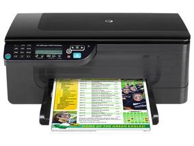 Hp Officejet 4500 Desktop - Placa Queimada