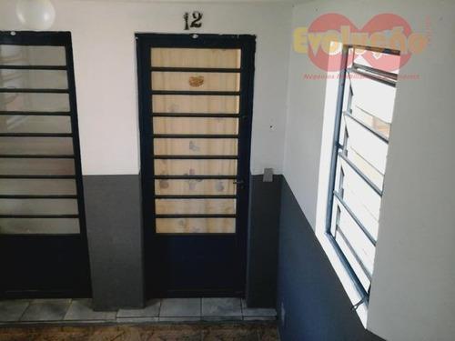 Imagem 1 de 12 de Apartamento - Jatobá - Ap0007