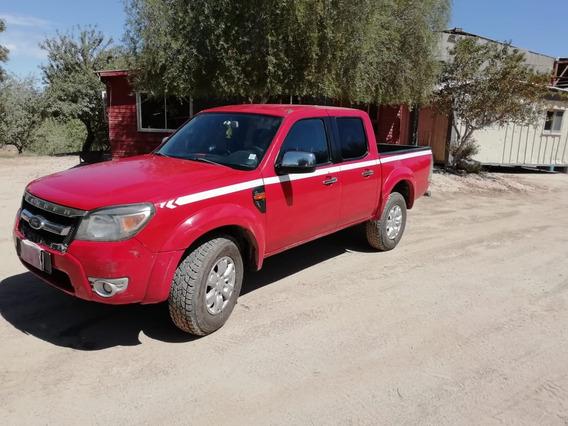 Ford Ranger 2012, 4x4