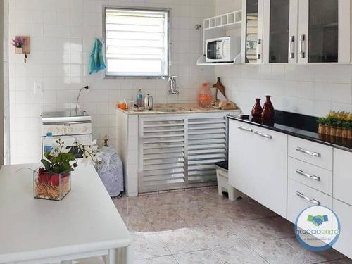 Imagem 1 de 11 de Kitnet Com 1 Dormitório À Venda, 34 M² Por R$ 128.000,00 - Jardim Real - Praia Grande/sp - Kn0013