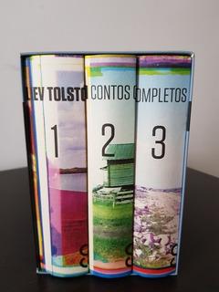 Contos Completos De Tostói - Edição Cosac Naify Nova!