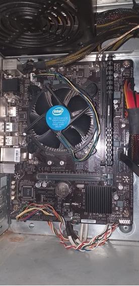 Kit Intel Pentium G4560 + 4gb Vengeance + Gigabyte-h110m-m.2