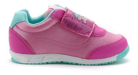 Zapatillas Topper Run Retro Bb Kitty 4 De Bebes