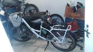 Vendo Bicicleta Eletrônica Acelerador Painel Farol Busina