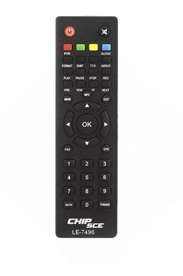 Controle Remoto Conversor Receptor Tv Digital Pix * 4g Max
